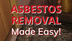 Read more about the article Asbestos Removal Made Easy!