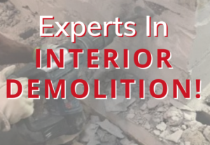 Read more about the article Experts in Interior Demolition!